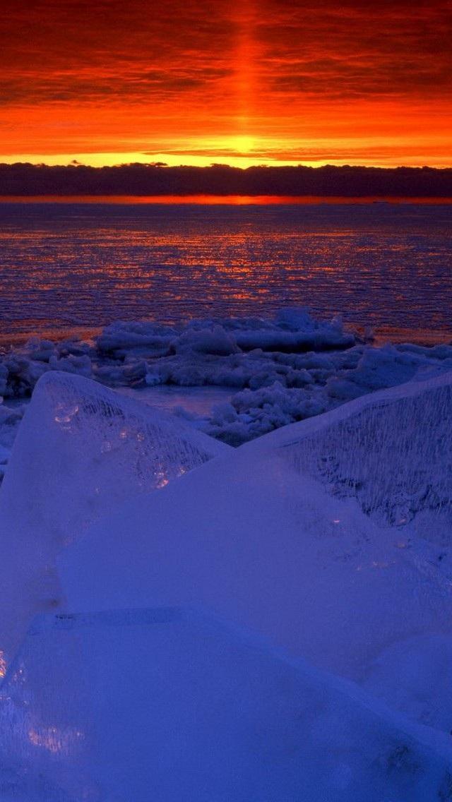 风景高清壁纸10278961 大海沙滩 风景壁纸 苹果手机 x