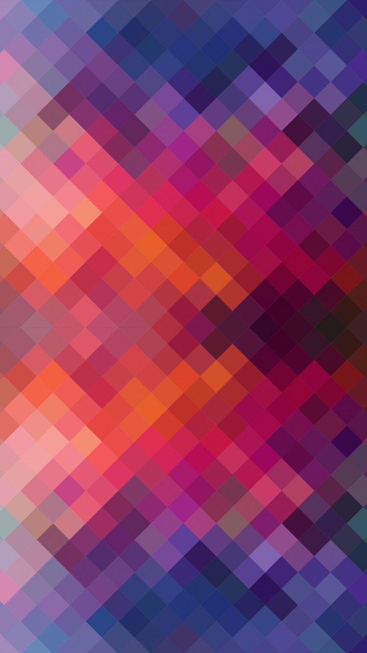 抽象 方格色块 苹果手机高清壁纸 750x1334 - 足球