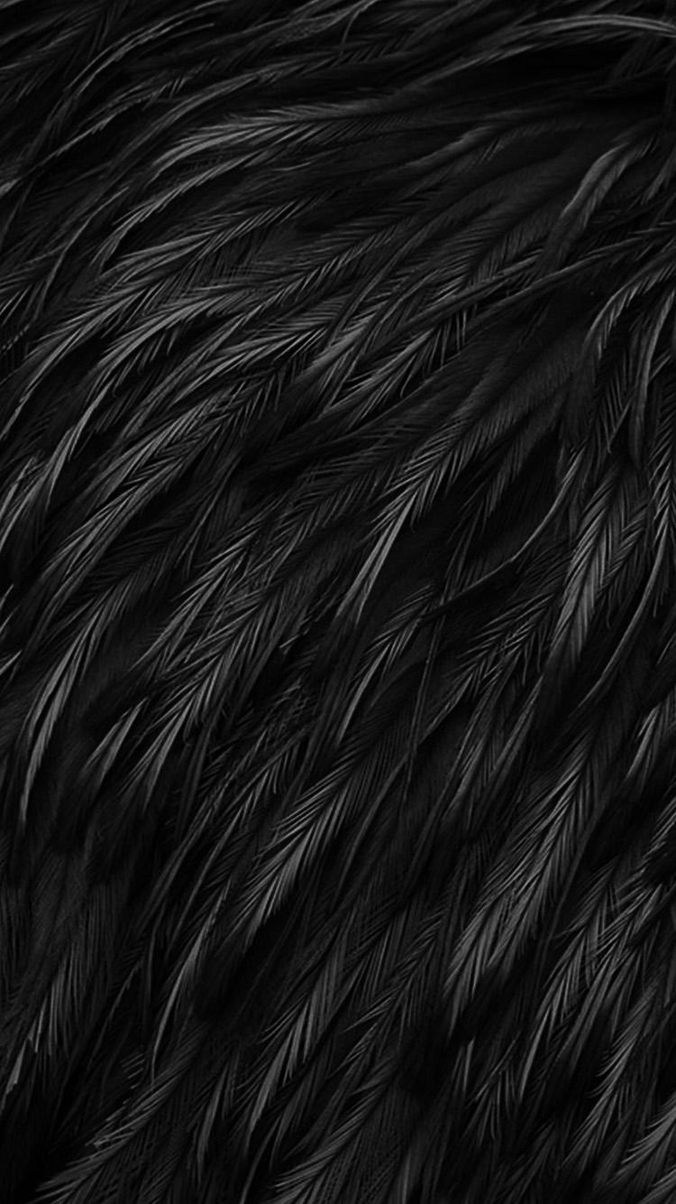 超高清壁纸图片。米奇黑色_纹理 黑色 暗纹 磨砂 苹果手机高清壁纸 750x1334_图片素材