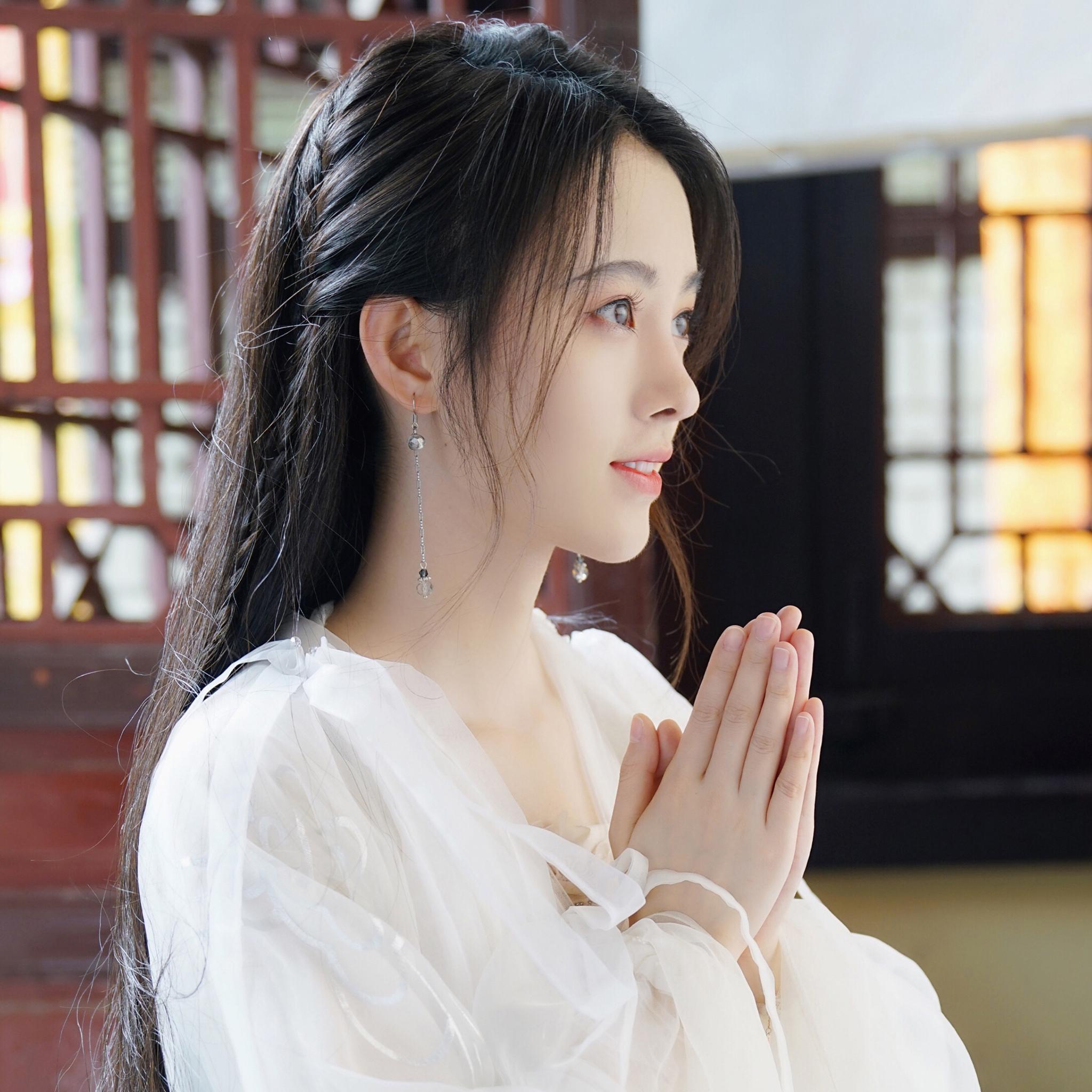 新白娘子古装传奇电视剧苹果鞠婧白素贞海报思美人电视剧小说图片