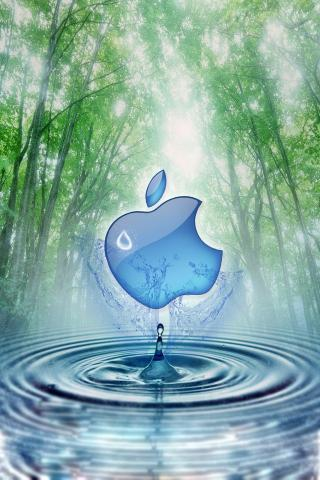 苹果标志 苹果