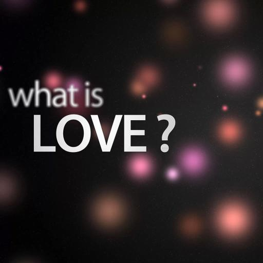 what is love ? 文字