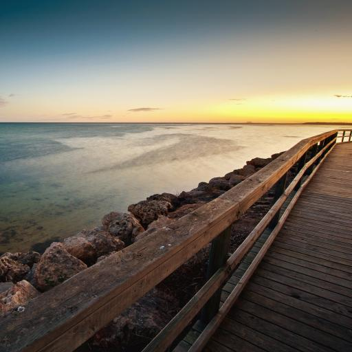 海边 大海 海水 彩色