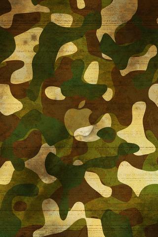 迷彩 军事 战士