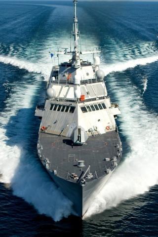 战斗舰壁纸 军事壁纸 海洋壁纸