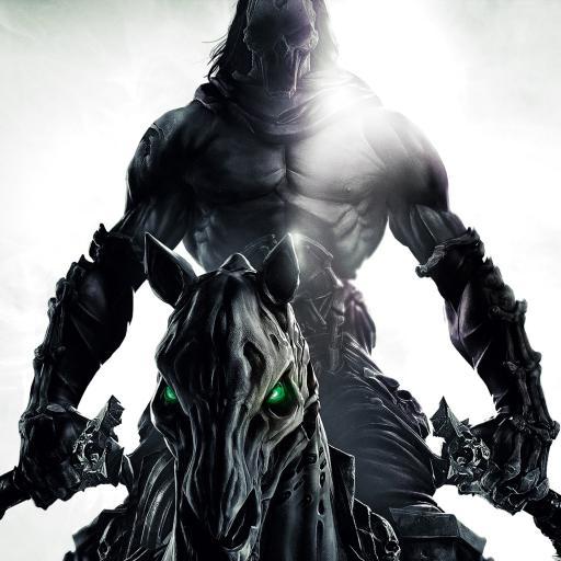 暗黑血统 CG 恶灵 地狱