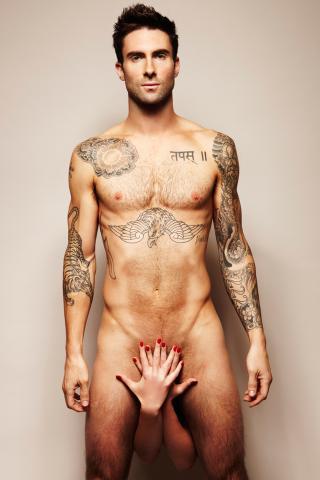 型男 裸体 纹身 帅哥 黄色 性感 诱惑 人物
