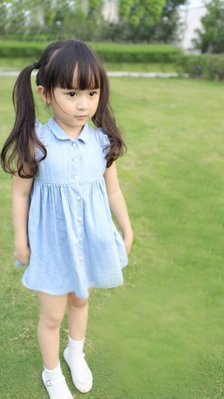 小姑娘 刘楚恬