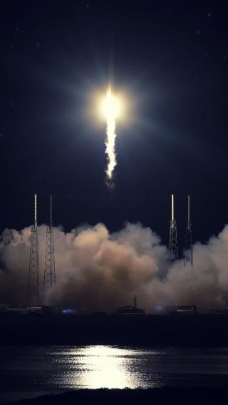 火箭 科技 发射 烟雾 航空
