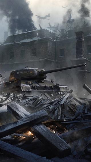 坦克世界 战争