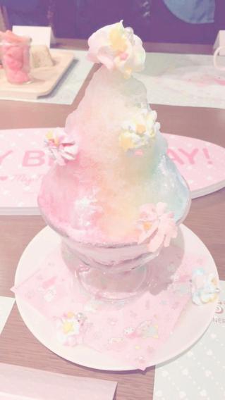 甜甜的 糖果 蛋糕