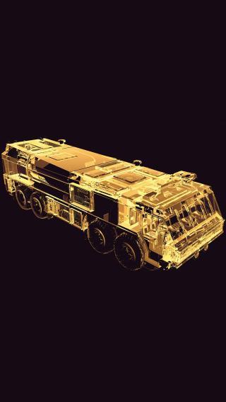 设计图 军用车 军事 载具 线条图