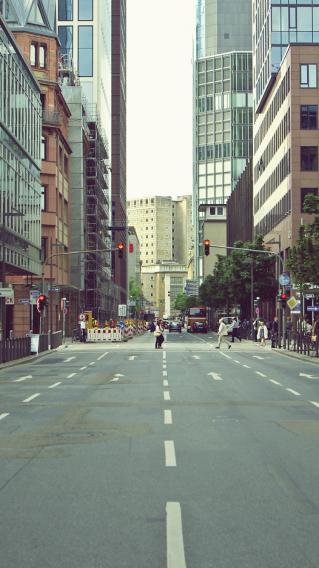 城市 马路 风景