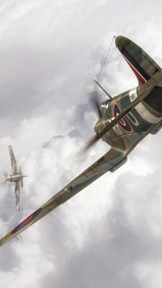 天空 战斗机 战争