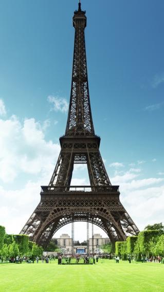 巴黎铁塔 法国