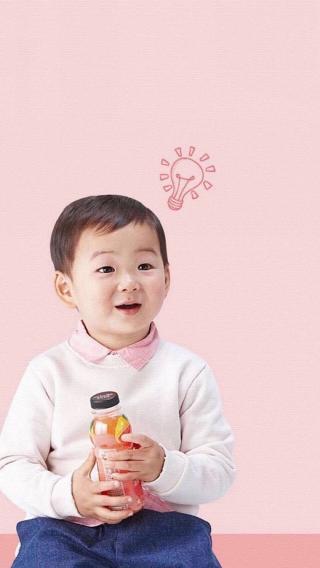 韩国 小童星 宋民国 萌娃