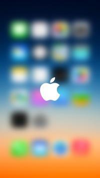 苹果 logo iOS 模糊