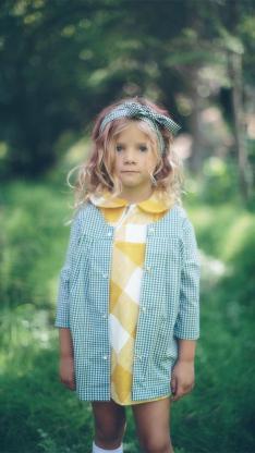欧美金发小女孩
