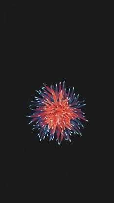 苹果 logo iPhone 彩色
