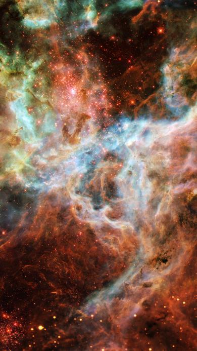 宇宙 星空 天空 星系 梦幻