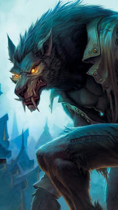 魔兽世界 狼人的诅咒 角色