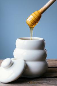蜂蜜 陶瓷  罐 蜂蜜浆 冲饮