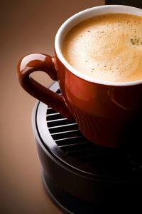简约精致 一杯咖啡