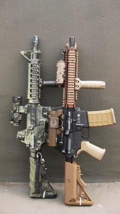 枪支 枪械 武器 军用 战争 射击