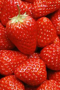 草莓 水果 红色 营养 健康 维生素