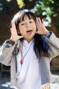 刘楚恬 小女孩 小美女 可爱 萝莉 儿童