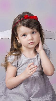小女孩 欧美 长发 可爱 小萝莉