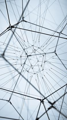 空间 线条 几何 科技