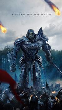 变形金刚5 最后的骑士 科幻 海报 电影