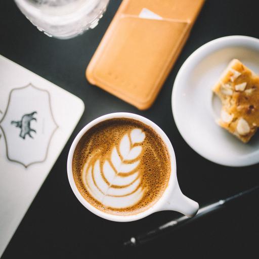 摩卡 拿铁 咖啡 饮品 下午茶 点心
