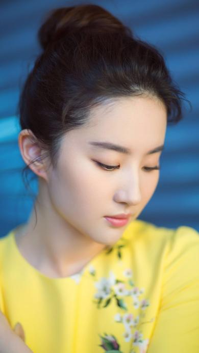 刘亦菲 神仙姐姐 演员 明星 艺人