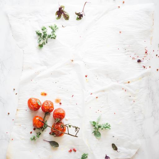半成品 番茄 香料 罗勒 餐点