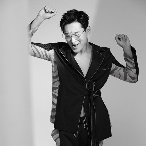 王彦霖 演员 艺人 黑白