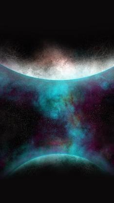 星球 宇宙 神秘 太空 唯美