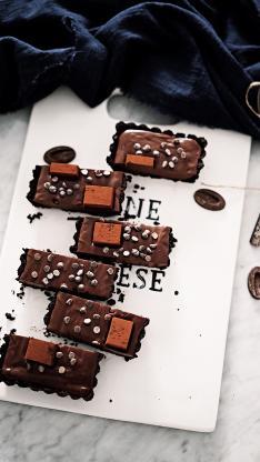 甜品 巧克力 方状 热量