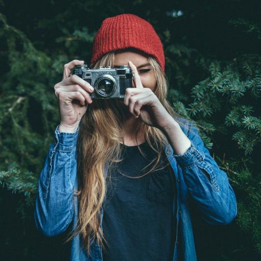 欧美美女 摄影 长发
