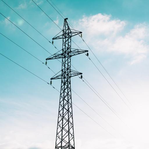 天线 电缆 天空 蓝色