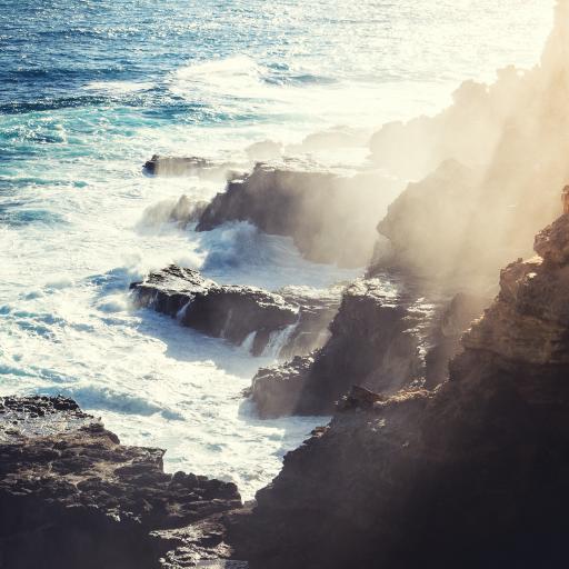 大海 海浪 海岸 海峡 阳光