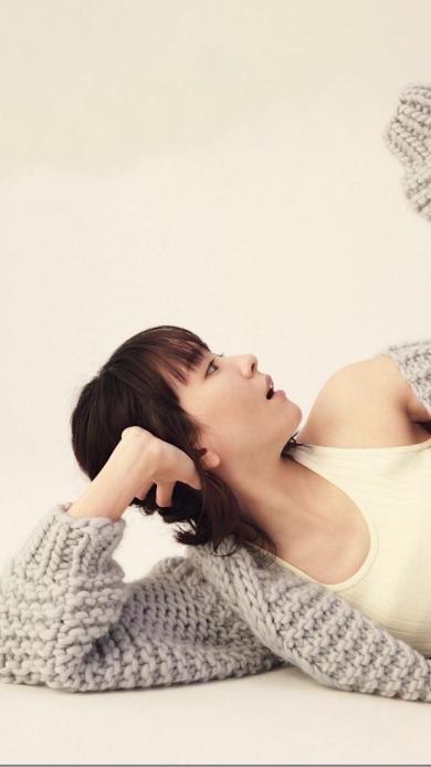 日本女星 演员 新坦结衣