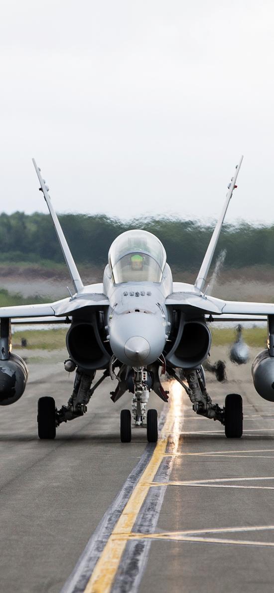 飞机 航空 战斗机 飞行 跑道