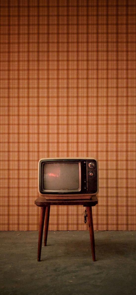 复古 老旧 电视机
