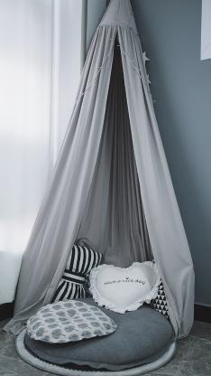 室内 灰色 软装 休闲 设计