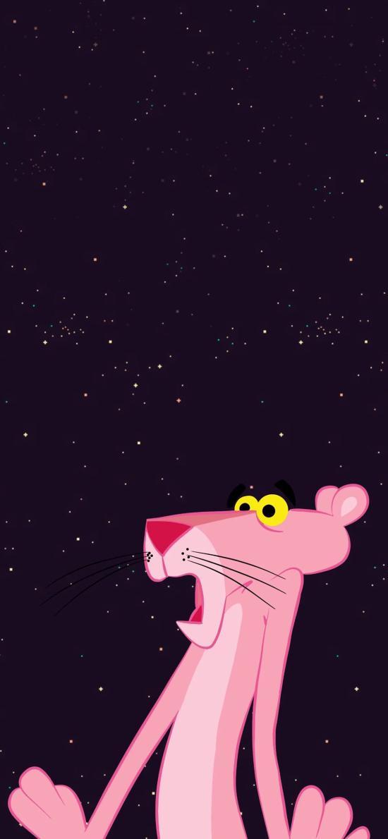 粉红顽皮豹 卡通 卡爱 欧美 动画