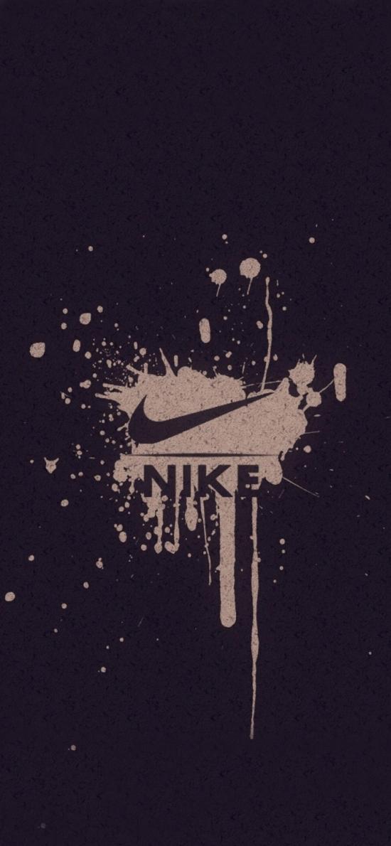 标志 体育 Nike 黑