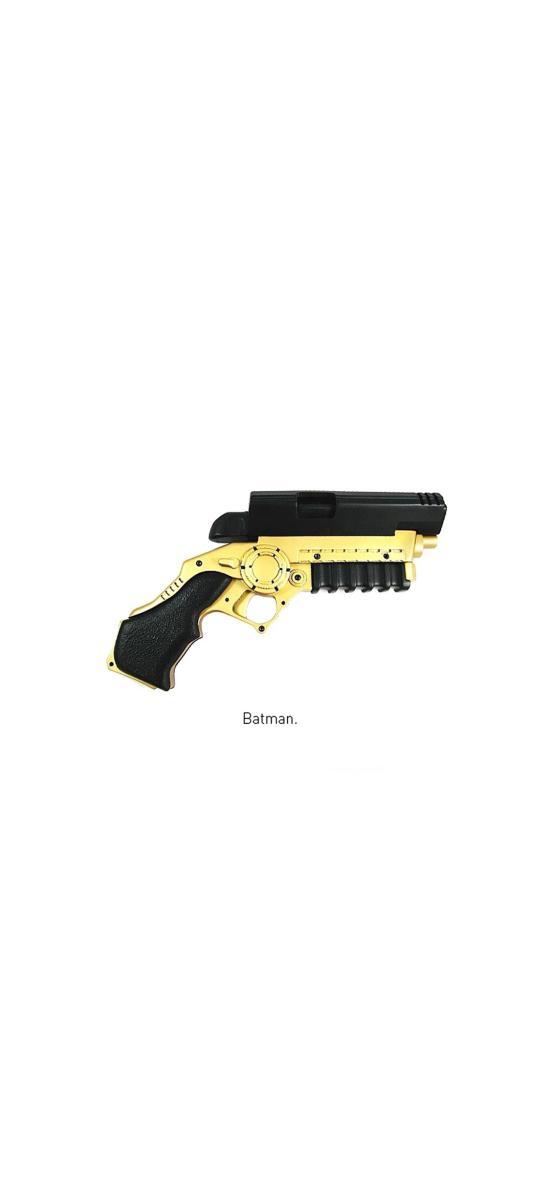 手枪 Batman 军用 武器 射击