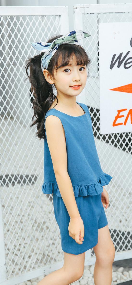 裴佳欣 小女孩 萝莉 可爱 儿童